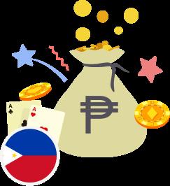 philippine pesos casino